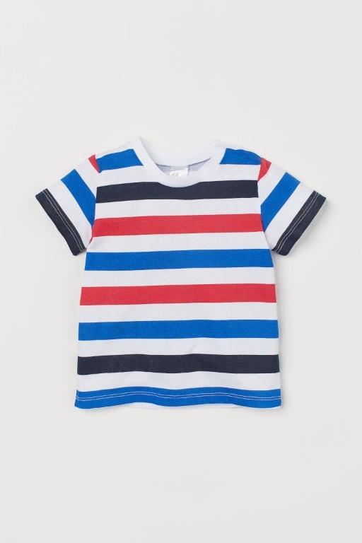 Bawełniany T-shirt H&M 104