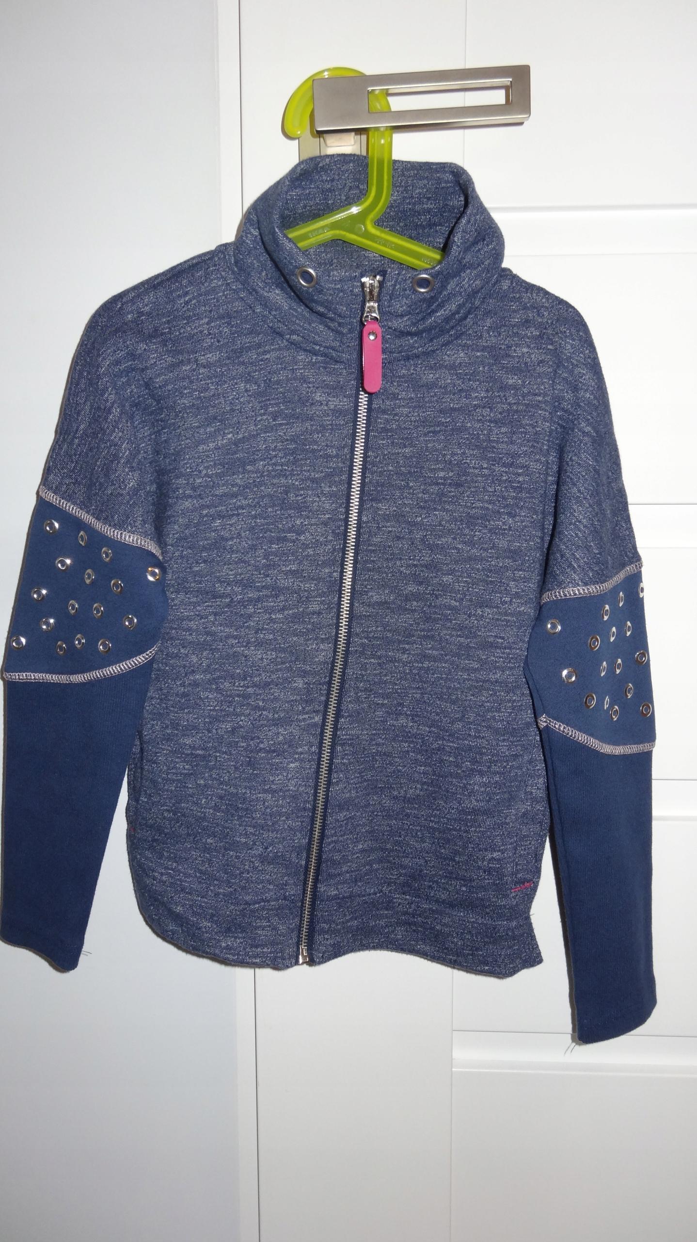 Bluza dziewczynka 128 Coccodrillo