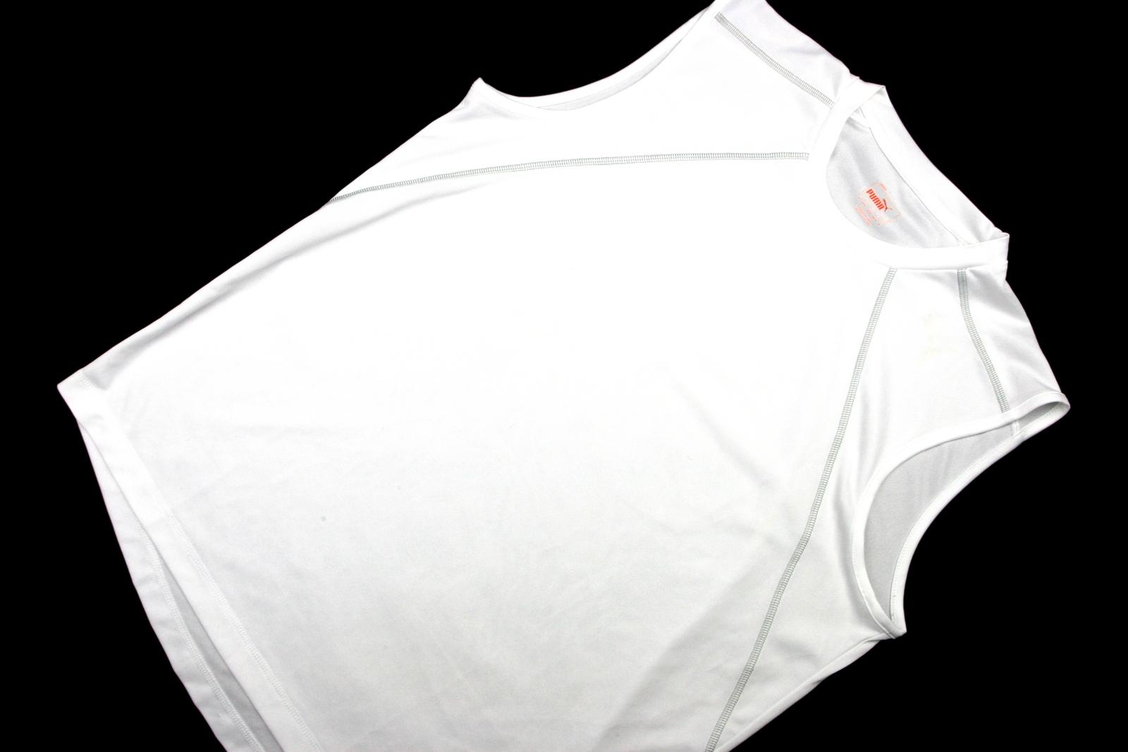WYPRZEDAŻ !!! PUMA koszulka SPORTOWA bez rękawów M