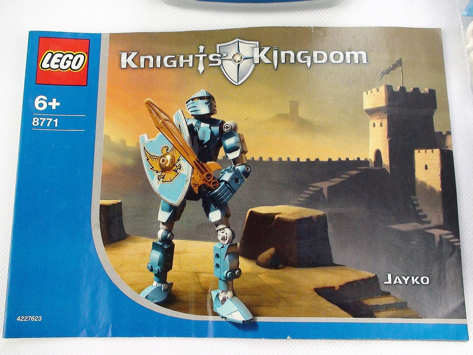 Lego Knight's Kingdom 8771