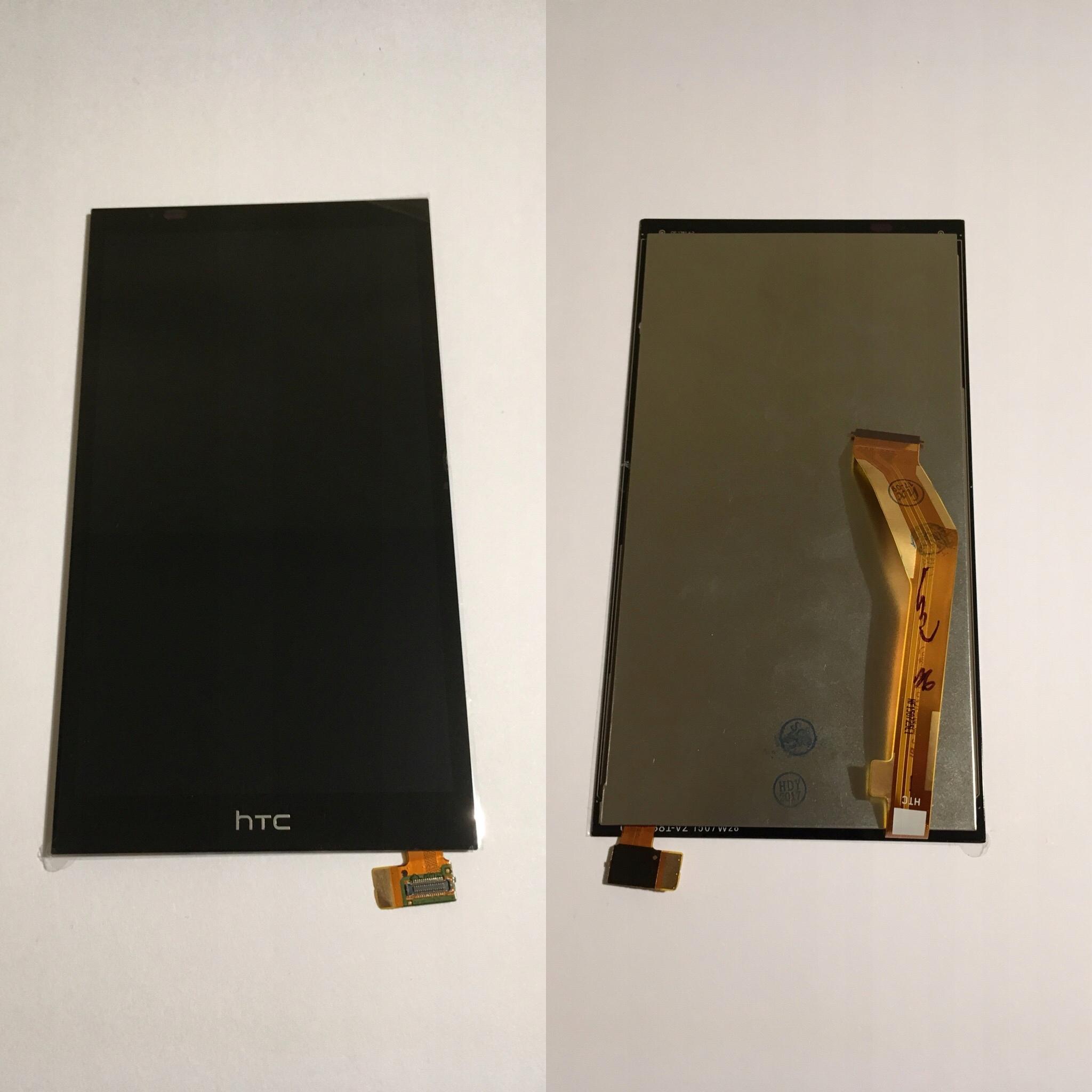 Wyświetlacz LCD HTC 816
