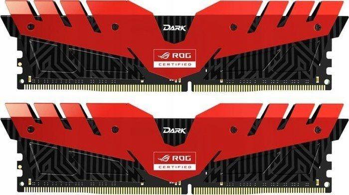 Pamięć Team Group Dark ROG DDR4, 2x8GB, 3000MHz