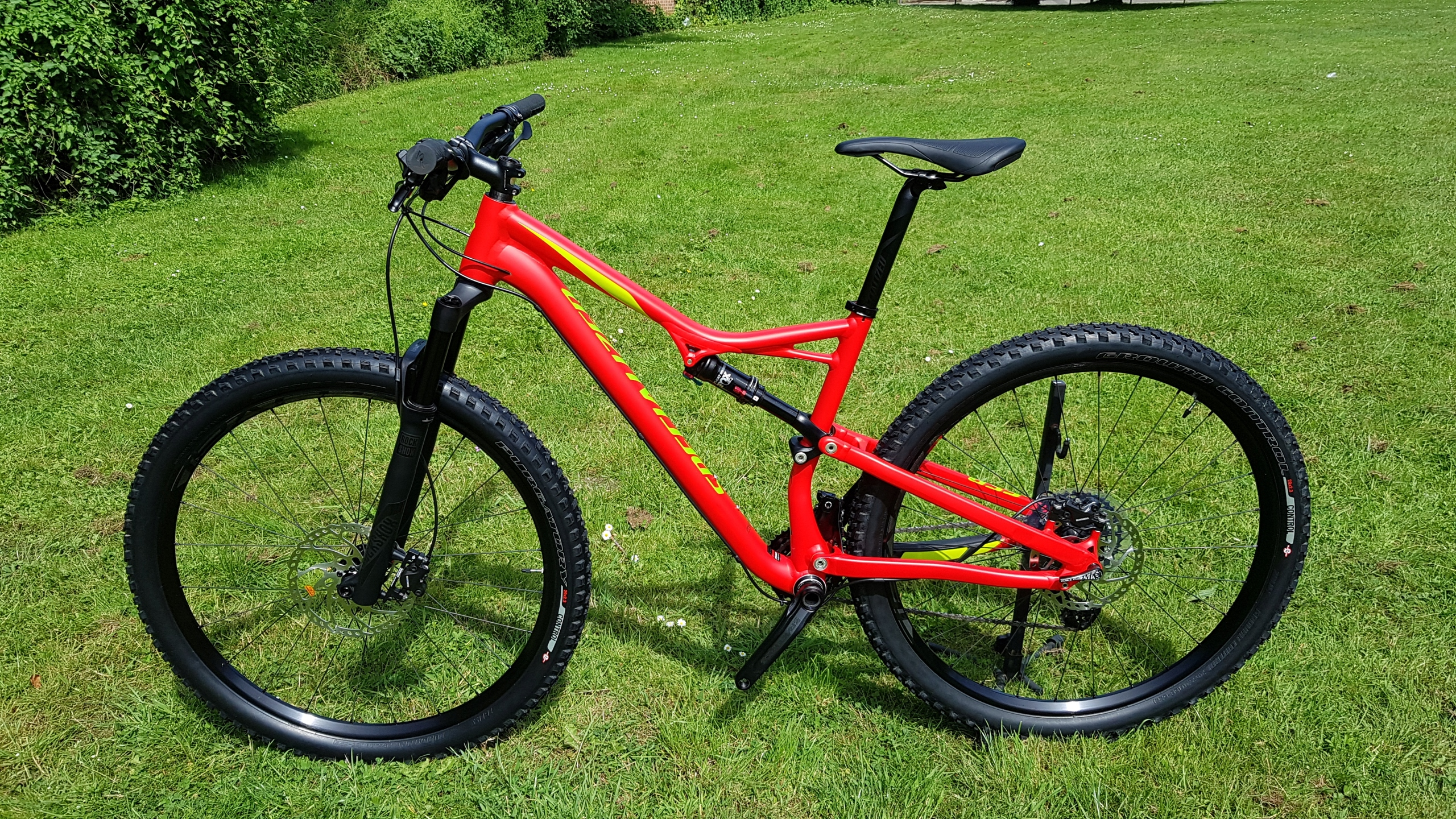 Specialized Camber FSR Comp 2017 L - NOWY !