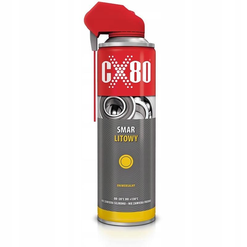 CX80 SMAR LITOWY - UNIWERSALNY 500ml