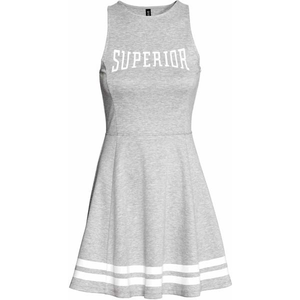 Sukienka SUPERIOR H&M 32 XXS