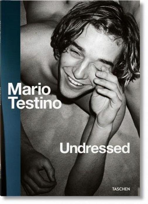 Taschen Mario Testino Undressed