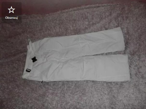 Spodnie Narciarskie Etirel 40/M
