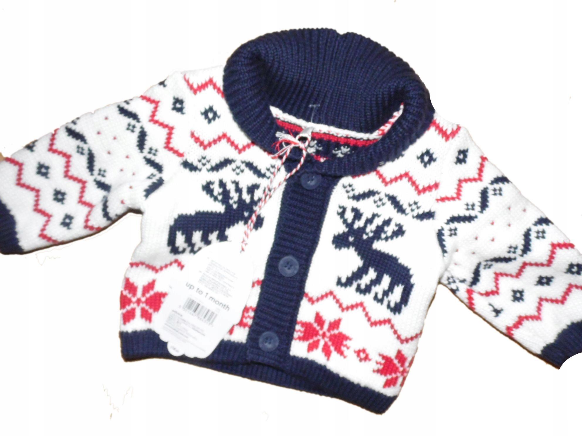 nowy sweter 56 z metką wyprzedaż