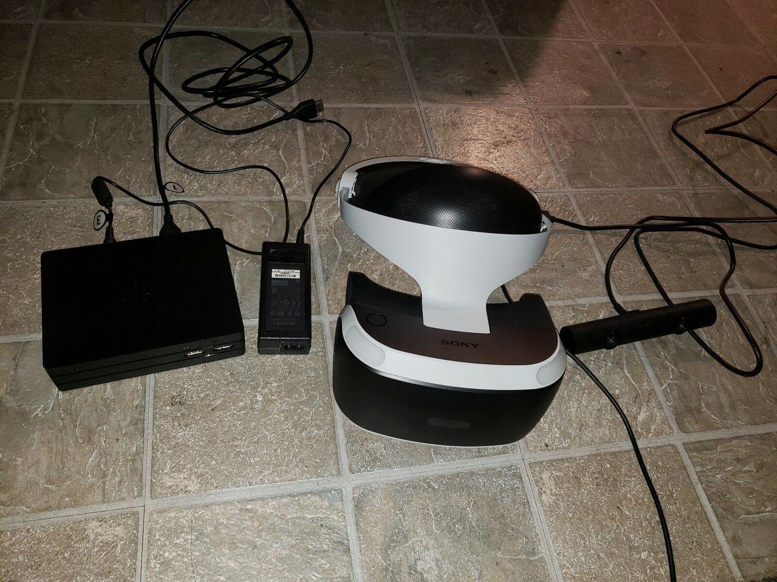 Playstation 4 VR V2 PSVR jak nowe IGŁA idealny sta