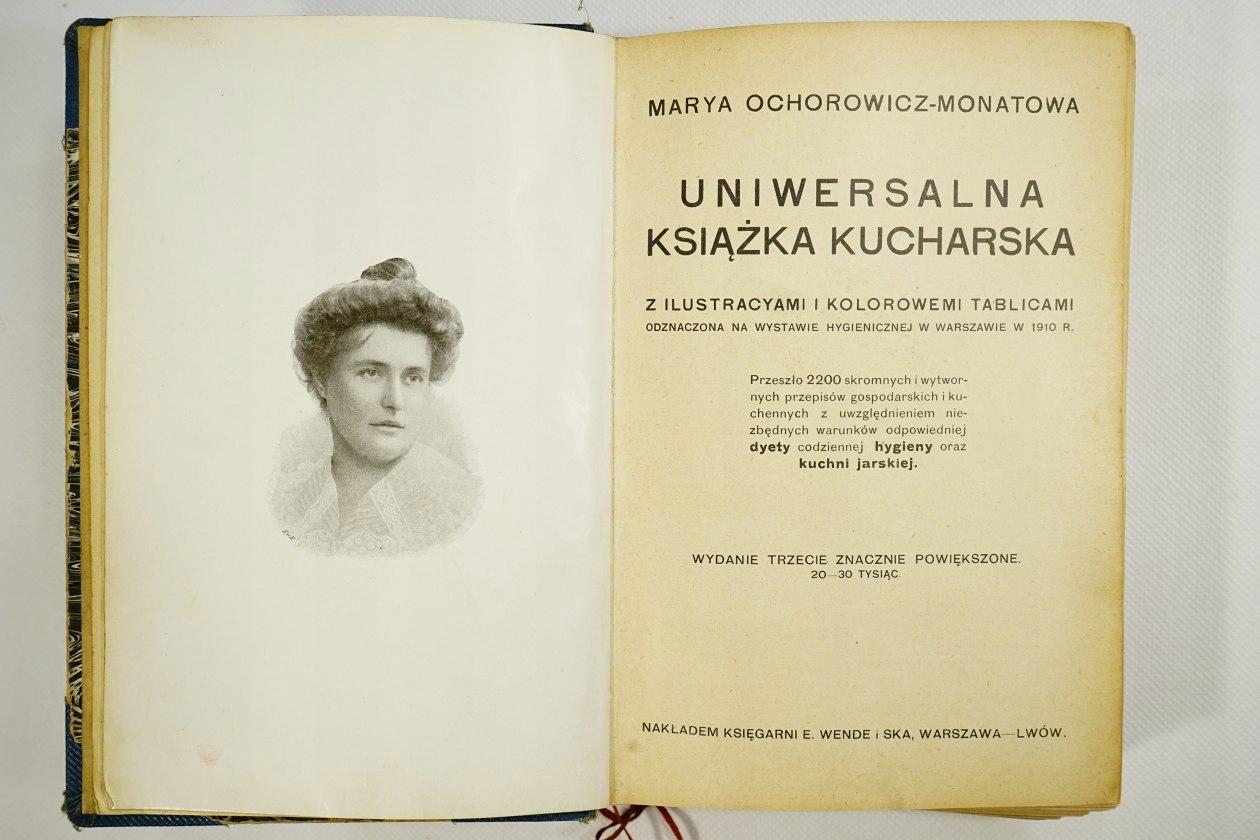 M. MONATOWA-UNIWERSALNA KSIĄŻKA KUCHARSKA WYD. 3