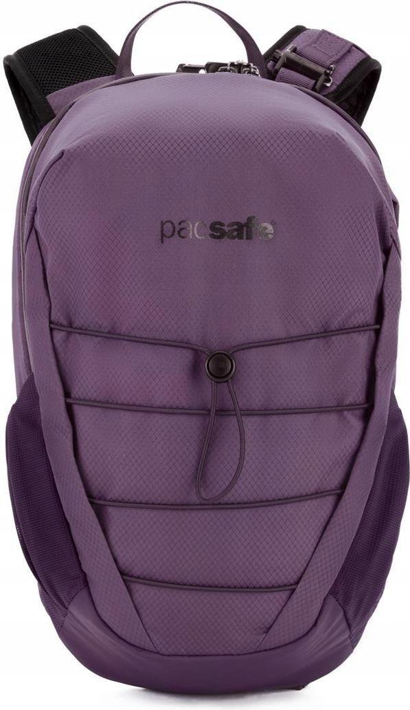 Pacsafe -Venturesafe X12 backpack Plum