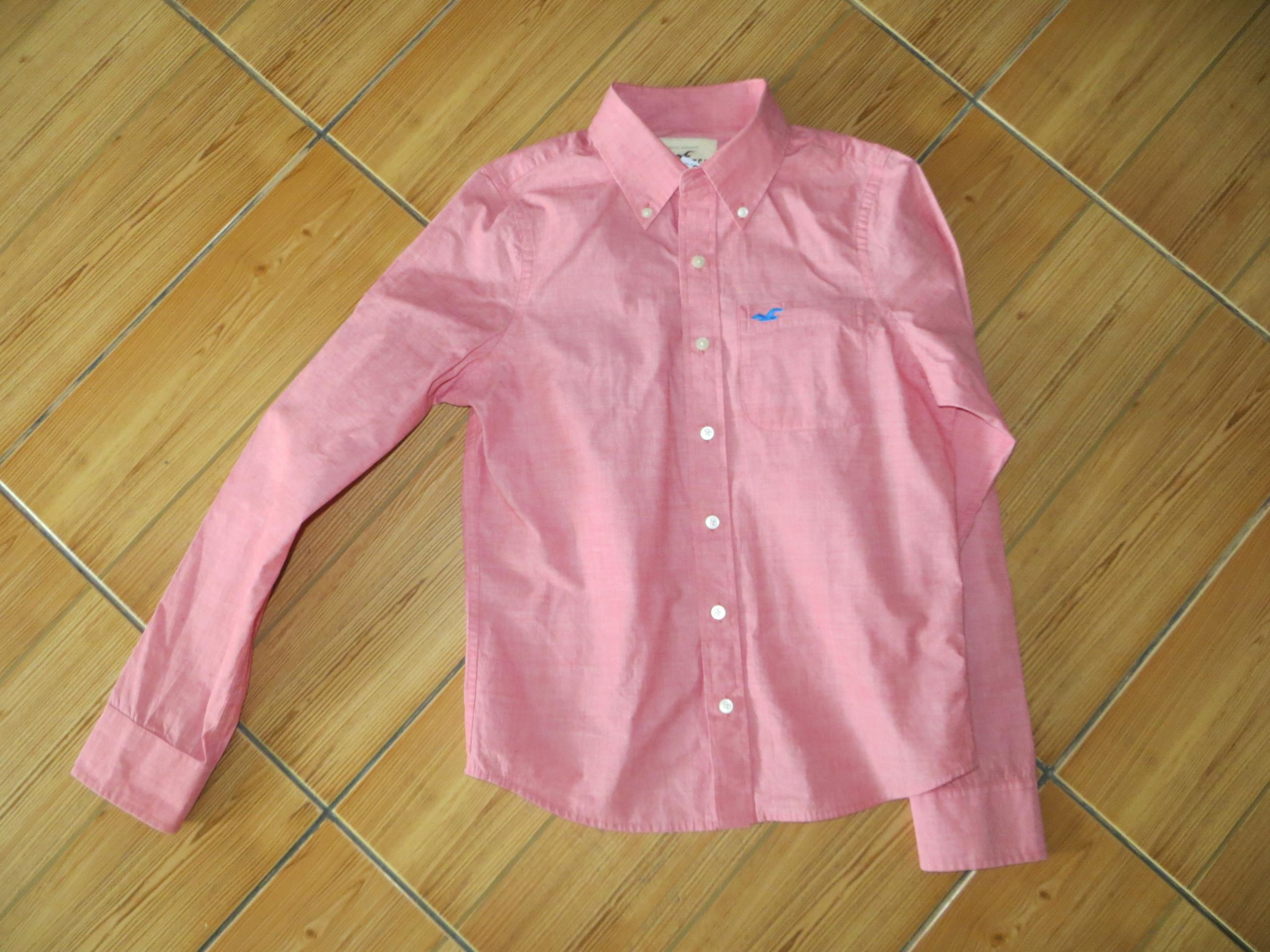 Koszula męska HOLLISTER rozmiar S