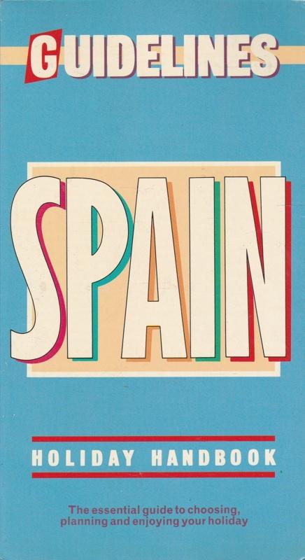 Guidelines Spain Holiday Handbook