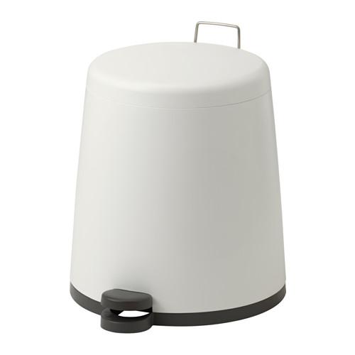 Ikea Snapp Kosz Na Odpady 12l Biały śmietnik Kubeł
