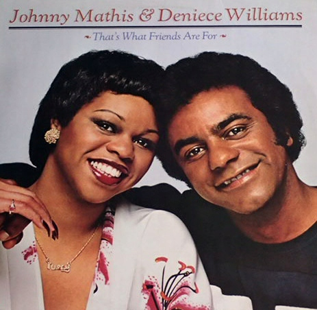 Johnny Mathis, Deniece Williams (Lp) Super Stan