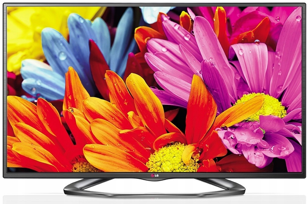 TV LG 47LA6208 LED 3D SMART FULL HD 200MCI FV GW