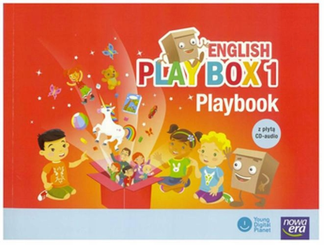 J. Angielski SP English Play Box 1 NE