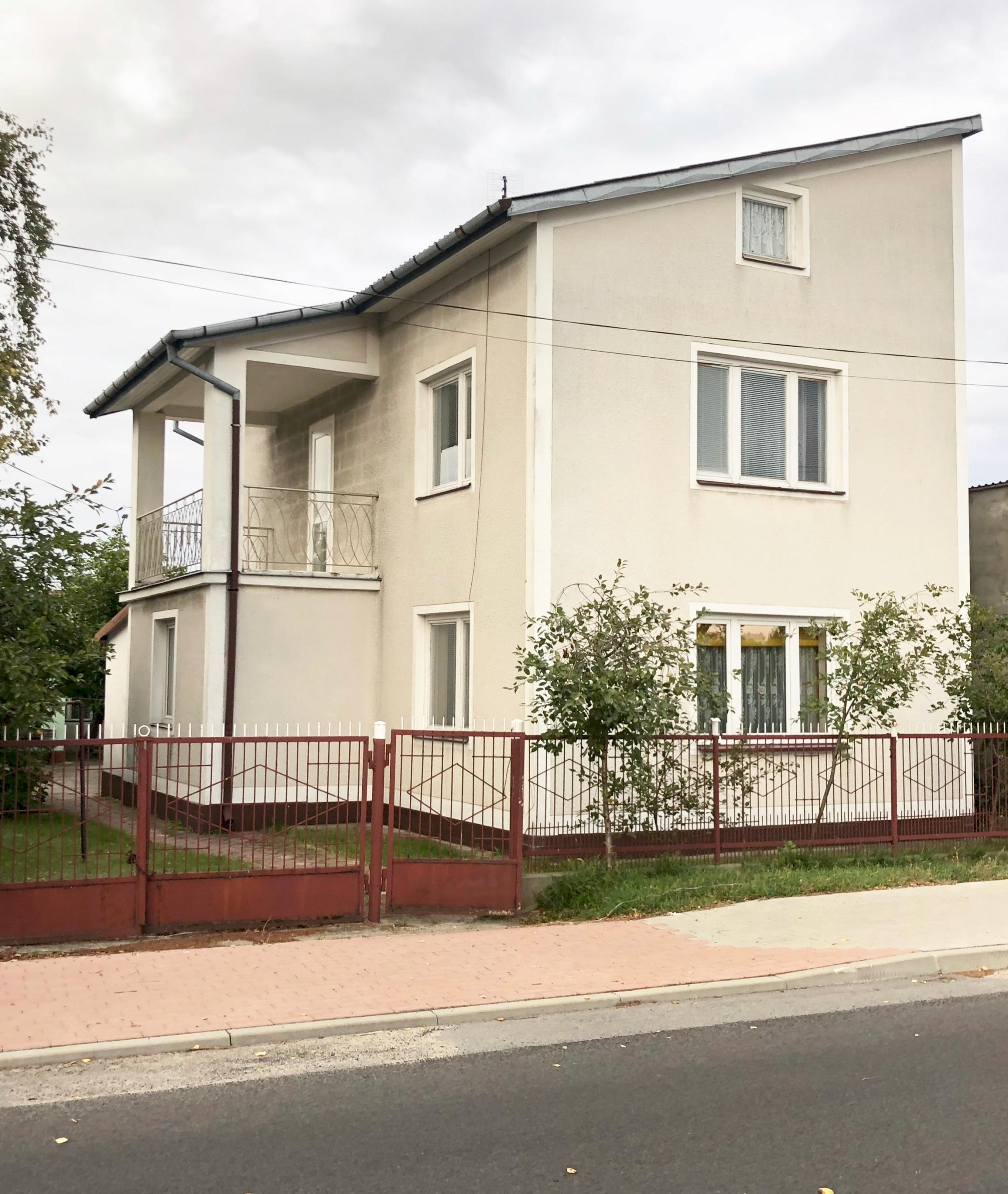 Dom jednorodzinny w Stoczku Łukowskim