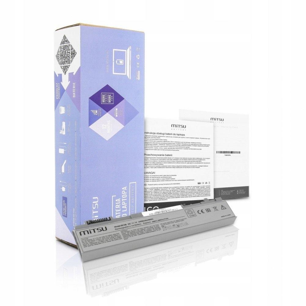 Bateria do Dell Latitude E6400 4400 mAh (49 Wh) 10