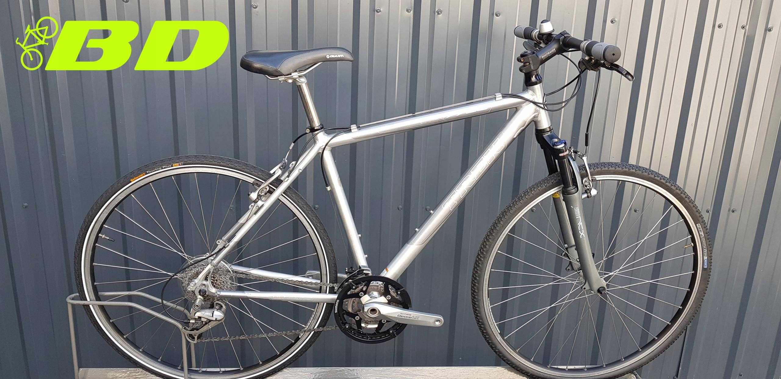 BDrowery TREK 7700 SLR 3x9 LX 51cm (148)