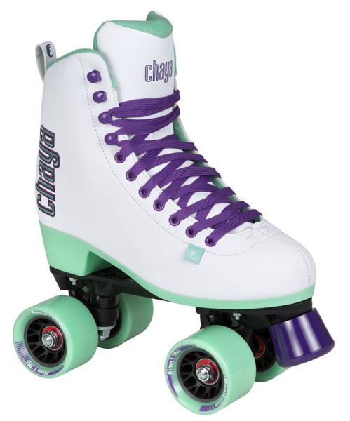 Wrotki CHAYA Rollerskates MELROSE WHITE/MINT r 40