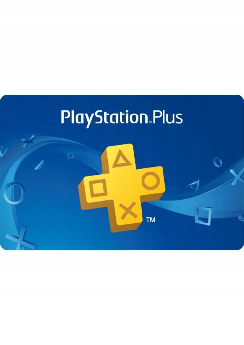 PlayStation Plus 3 miesiące 3 msc PS3 PS4 PSVITA
