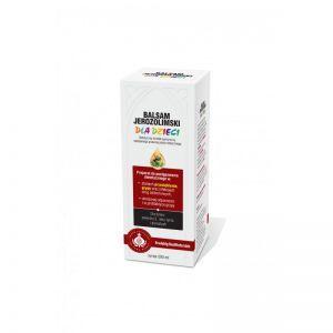 BALSAM JEROZOLIMSKI dla dzieci, syrop 200 ml