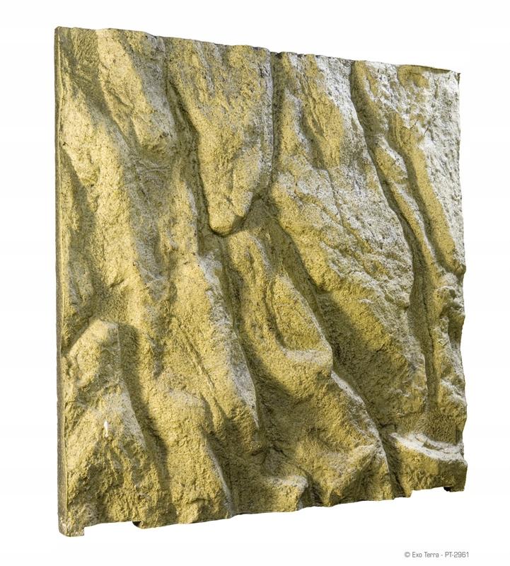Exo Terra Rock Background - Tło skalne 60 x 60 cm