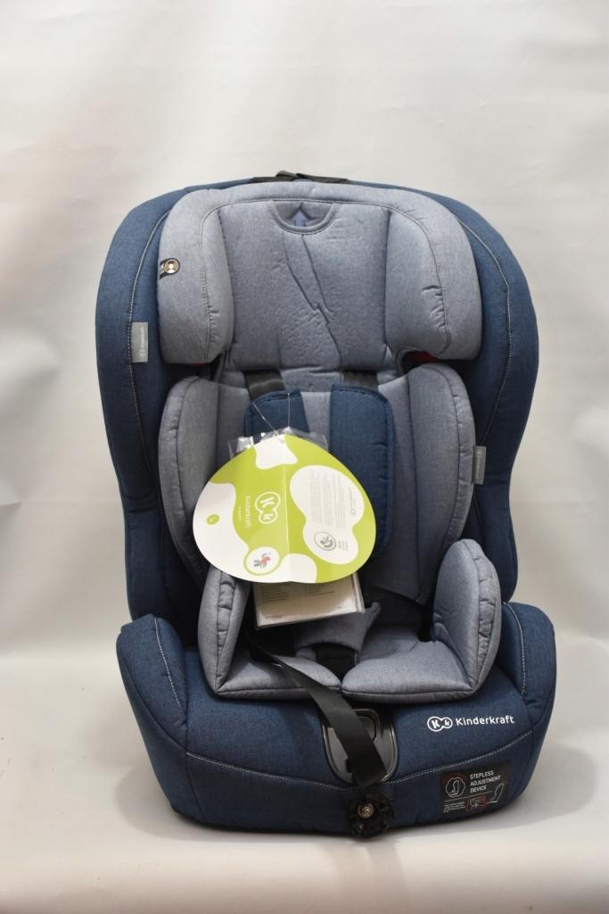 Kinderkraft fotelik samochodowy SAFETYFIX ISOFIX