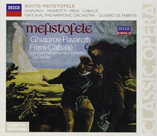 CD Boito, A. - Mefistofele Nat.Phil.Orchestra/Oliv