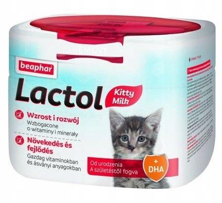 Beaphar Lactol Kitty Milk - preparat mlekozastępcz