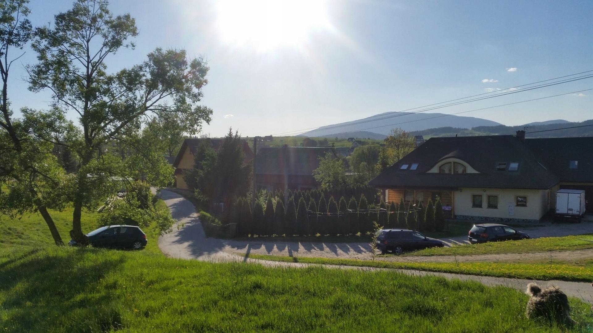 Działka budowlana Podwilk, Zakopane - 45 km