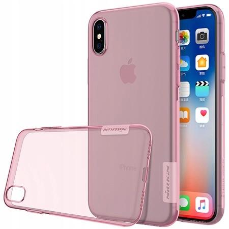 Nillkin Nature iPhone X/XS Pink