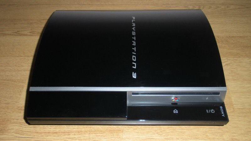 PS3 80GB HDMI CFW 4.82 PRZEROBKA OFW 3.55