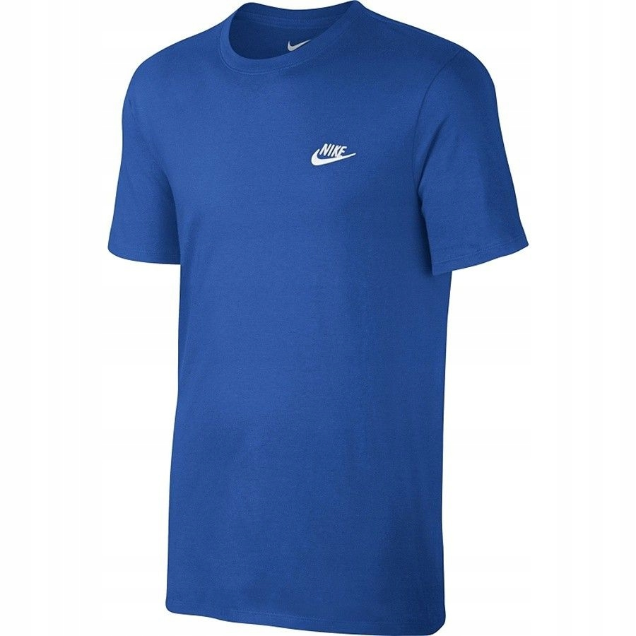 Koszulka Nike Men's NSW Tee Club Embrd Futura NIEB