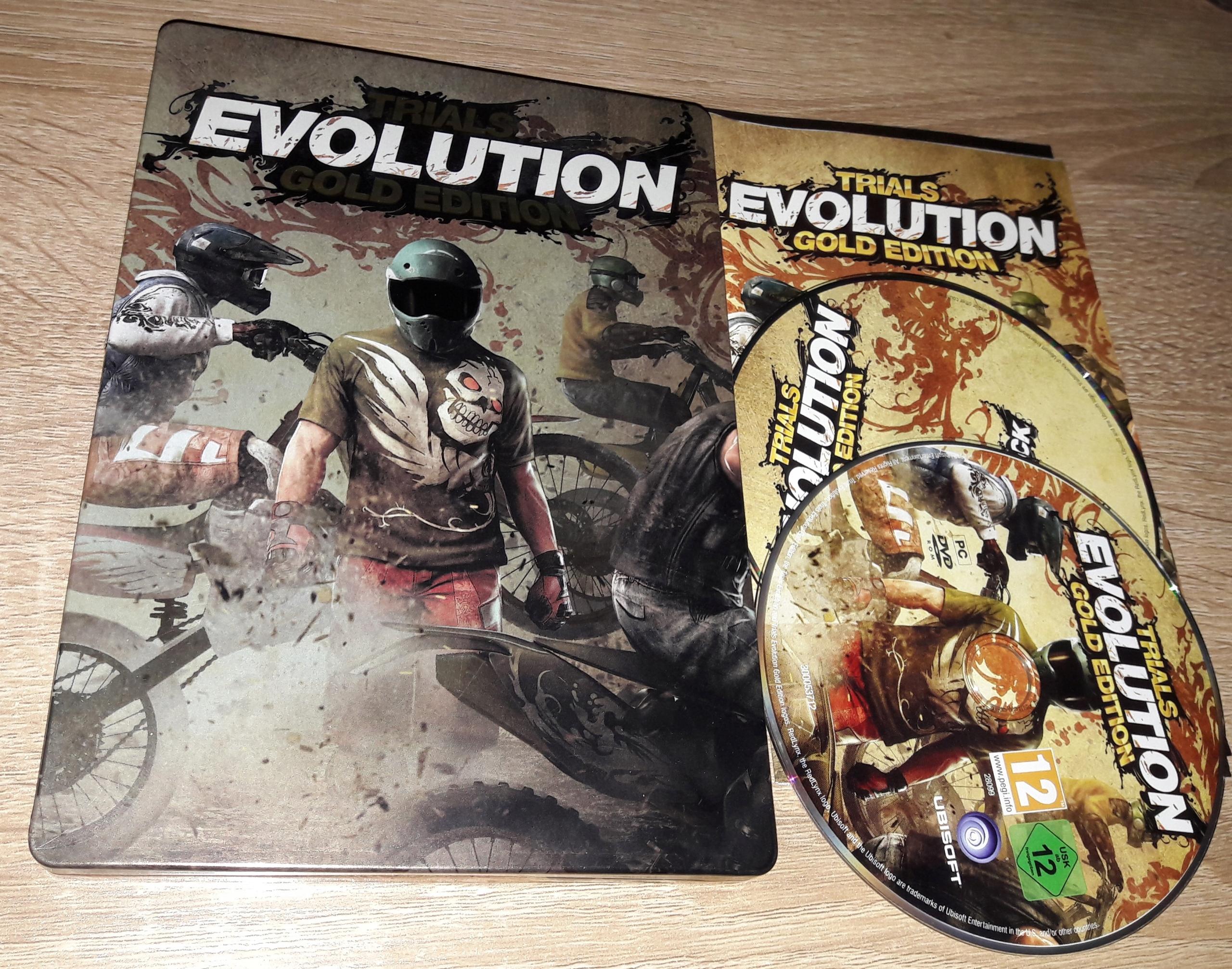 TRIALS EVOLUTION GOLD EDITION PC ANG BRAK KLUCZA