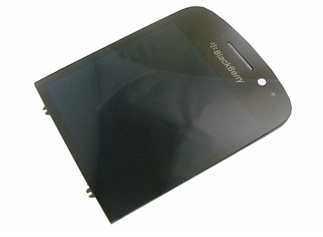 LCD BLACBERRY Q10 001/111 + DOTYK CZARNY ORYGINAŁ