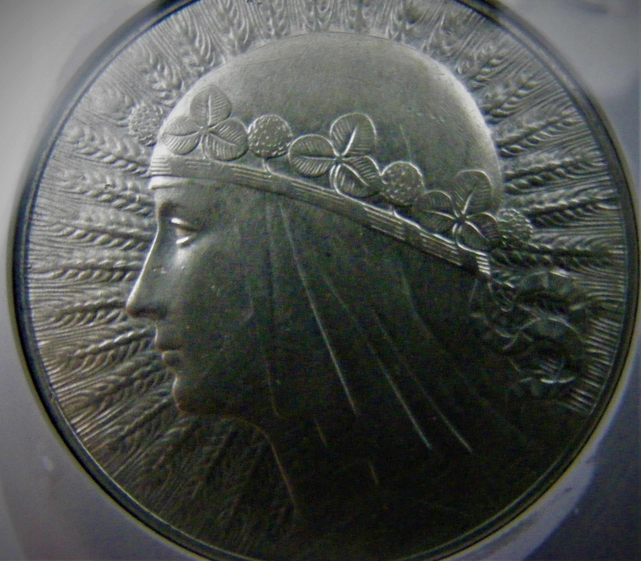10 Zł 1933 Jadwiga BCM