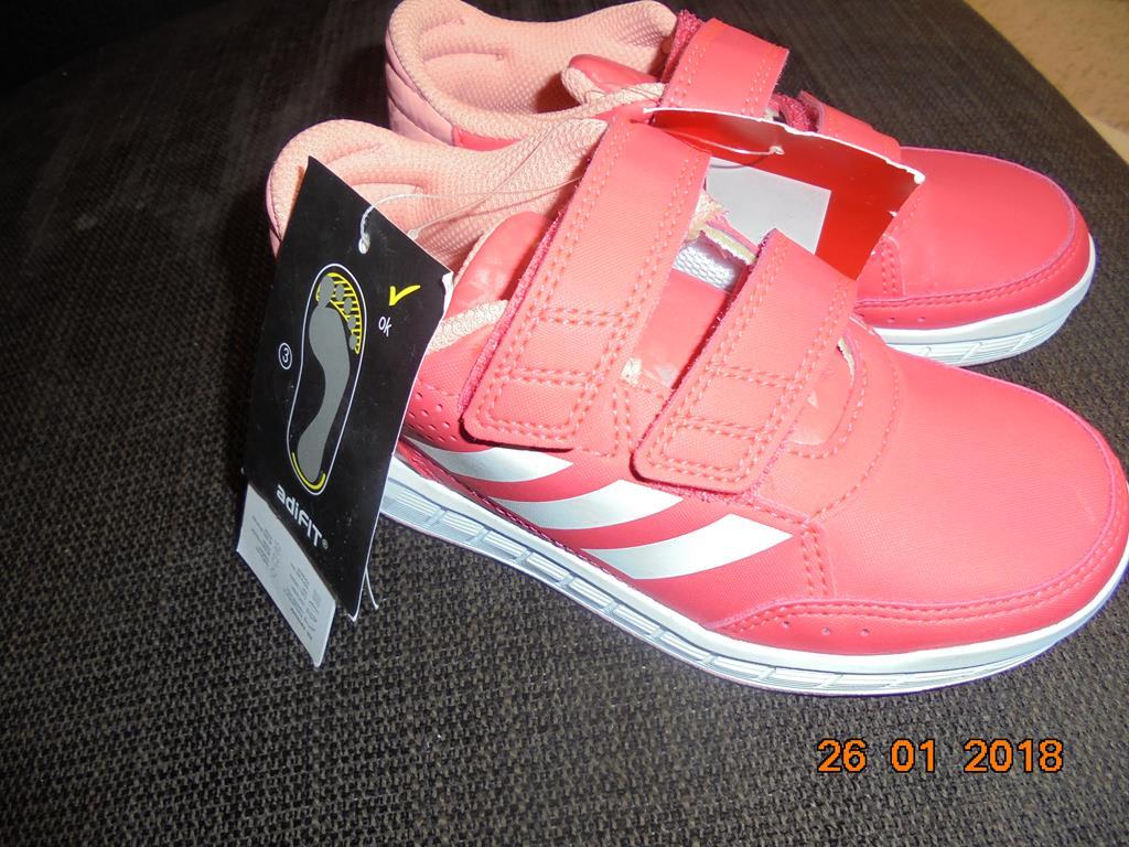 bb4bd7d3119f5 Adidas adidasy różowe buty rozmiar 28 - 7242448755 - oficjalne ...