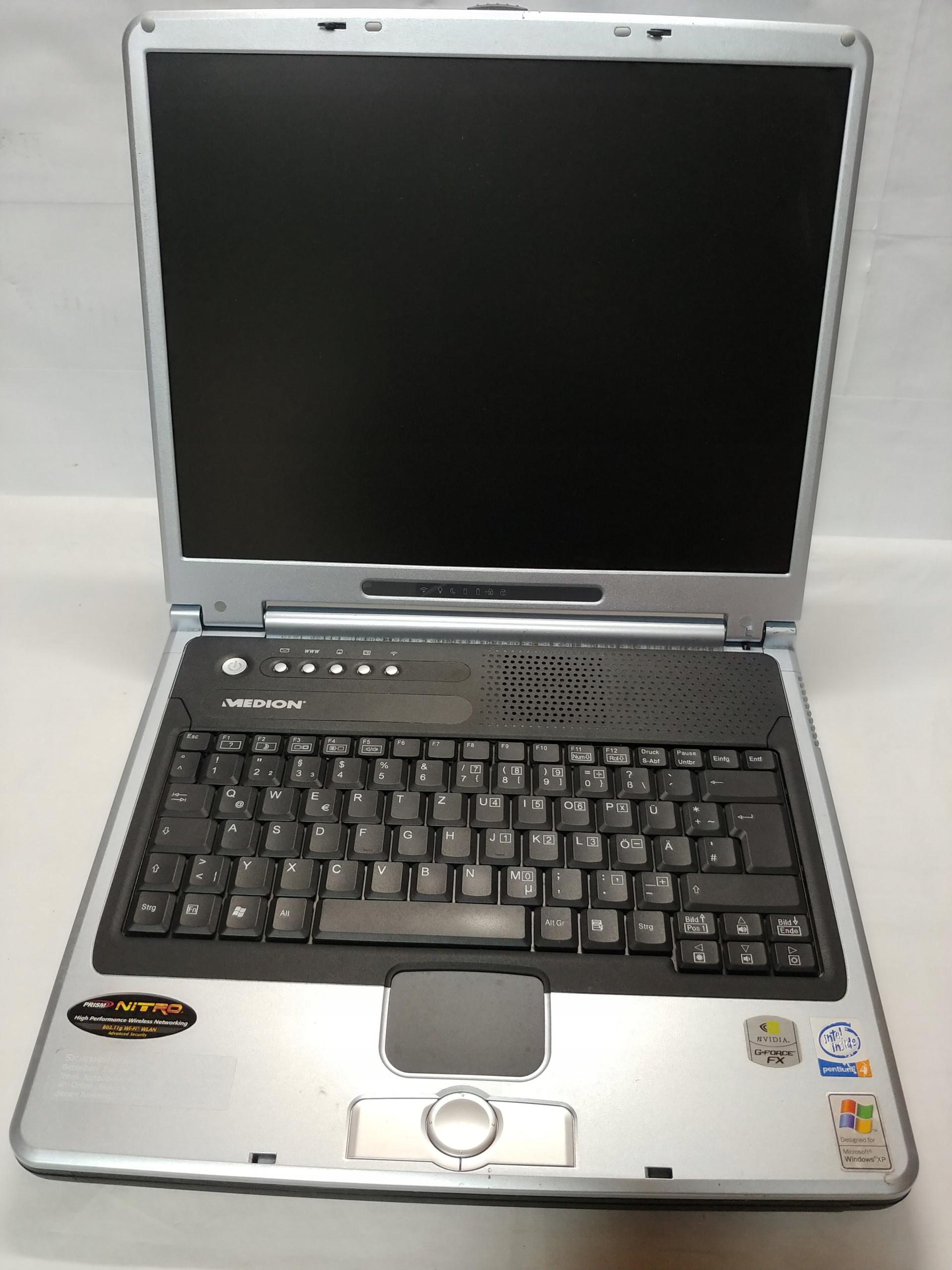 Laptop MEDION MD 40100