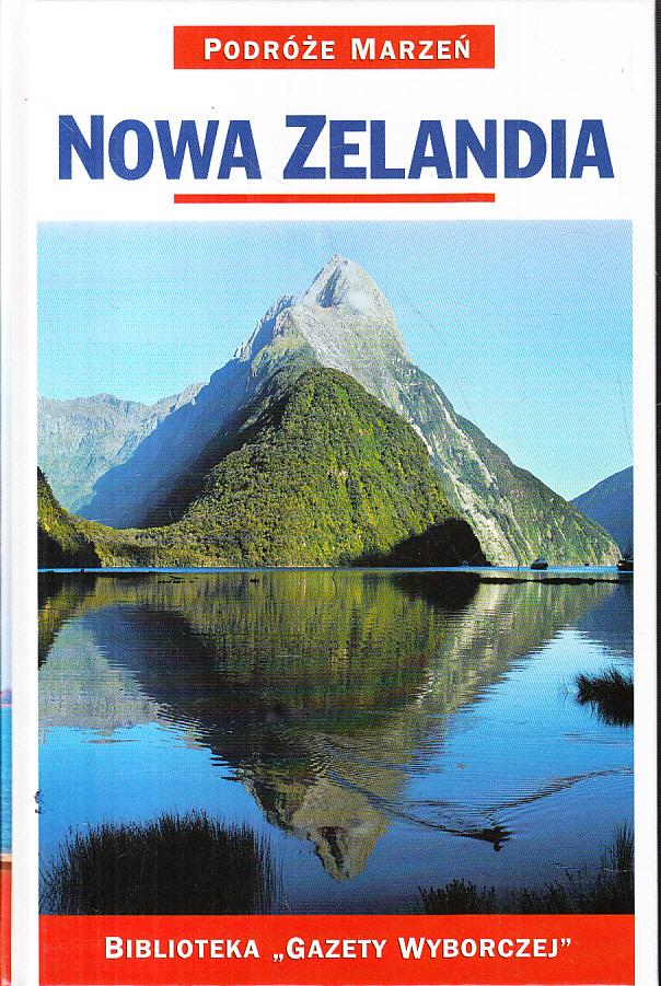 Znalezione obrazy dla zapytania: Podróże marzeń Nr 7 - Nowa Zelandia