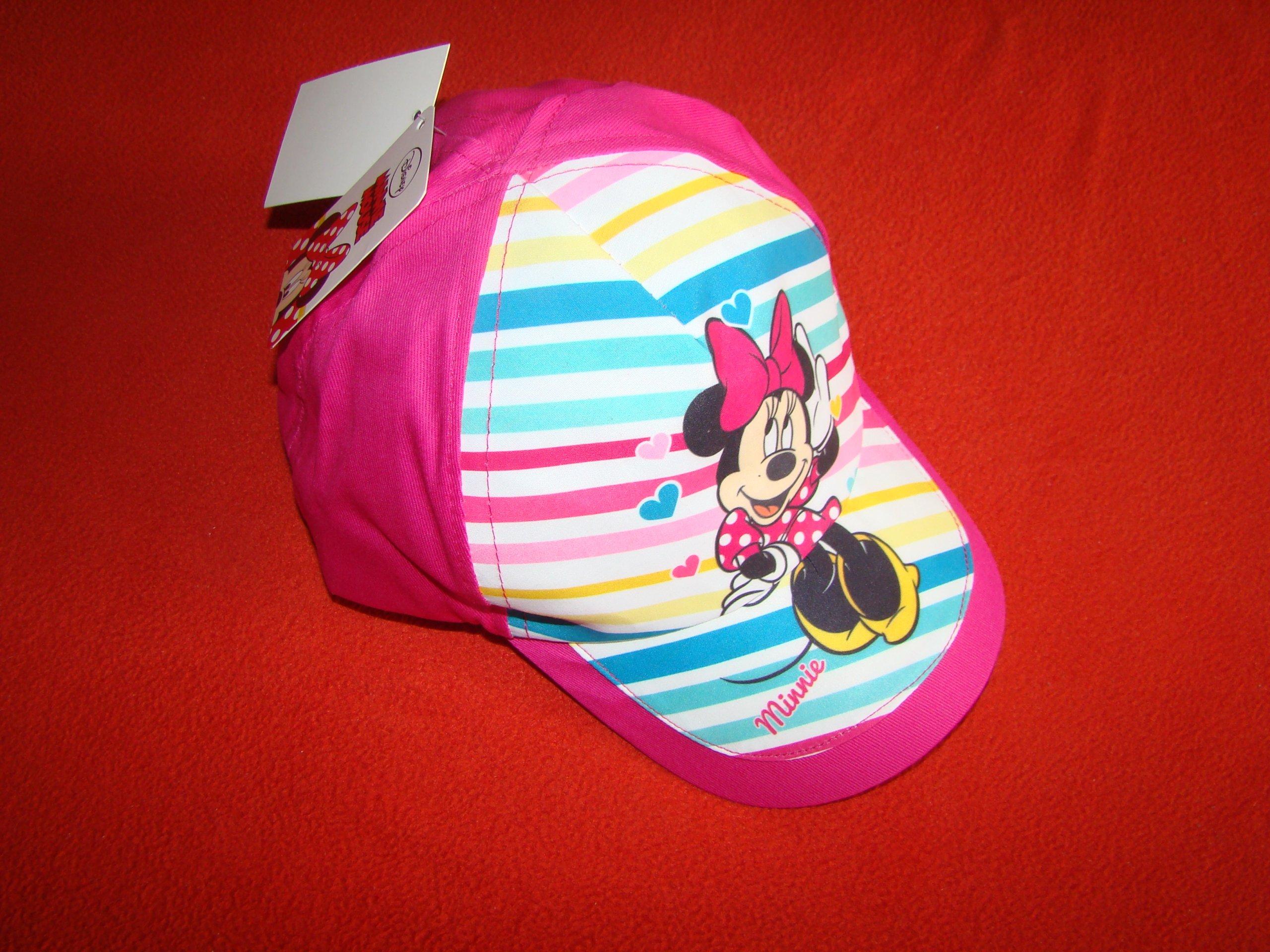 Disney Czapka czapeczka Myszka Minnie 54