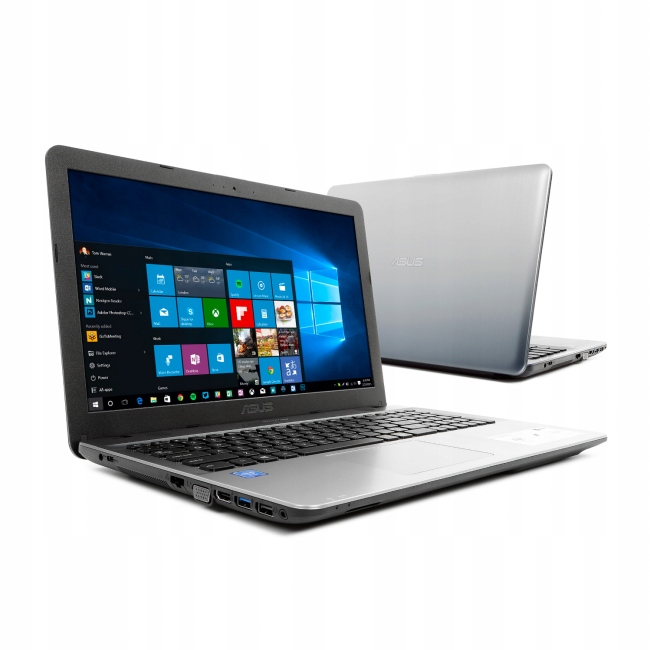 ASUS VivoBook K541NA-KT264T Intel 4GB 240SSD Win10