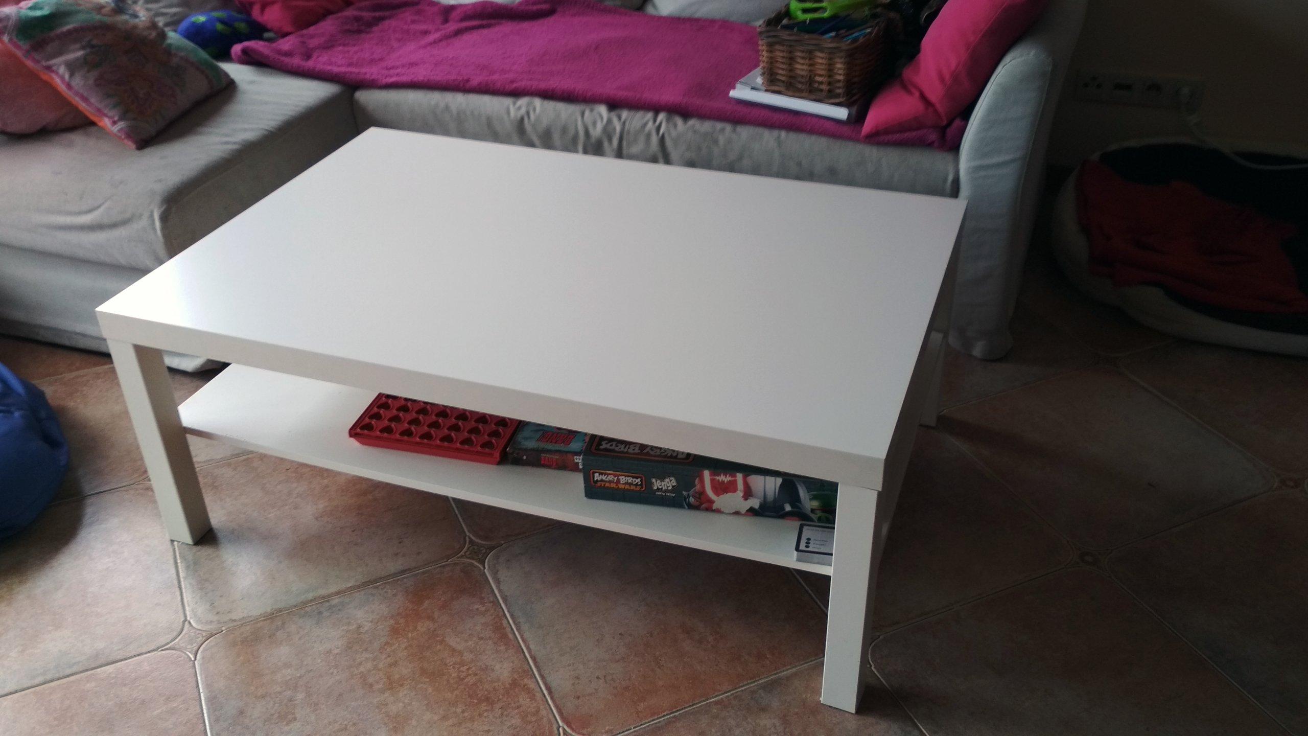 Stolik Biały Ikea Lack 120x80 Stan Bdb 7366366214