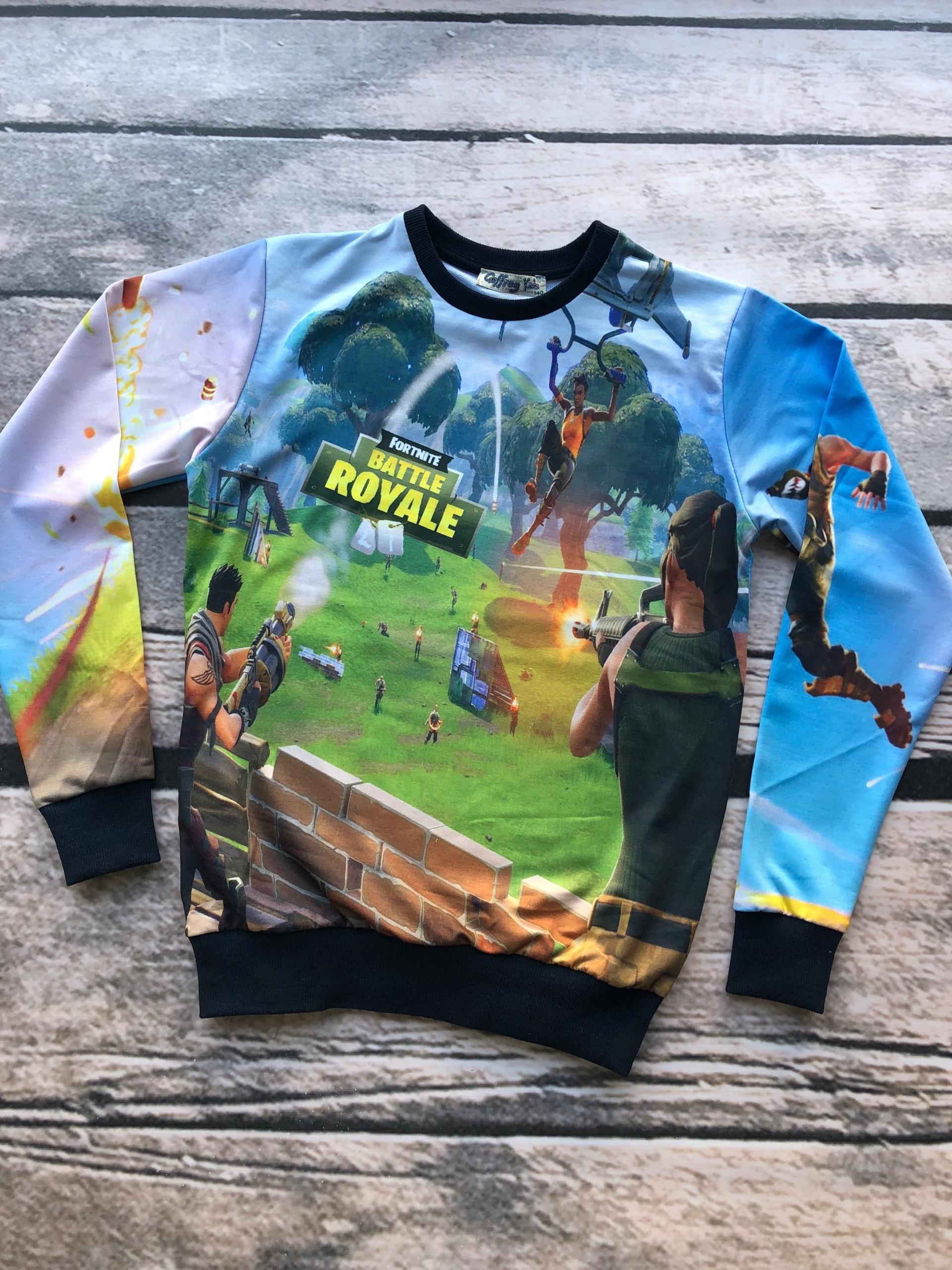 Nowa bluza z grą FORTNITE 140