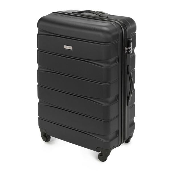 122536256168b Duża walizka WITTCHEN 56-3A-363 czarna - 7398742453 - oficjalne ...