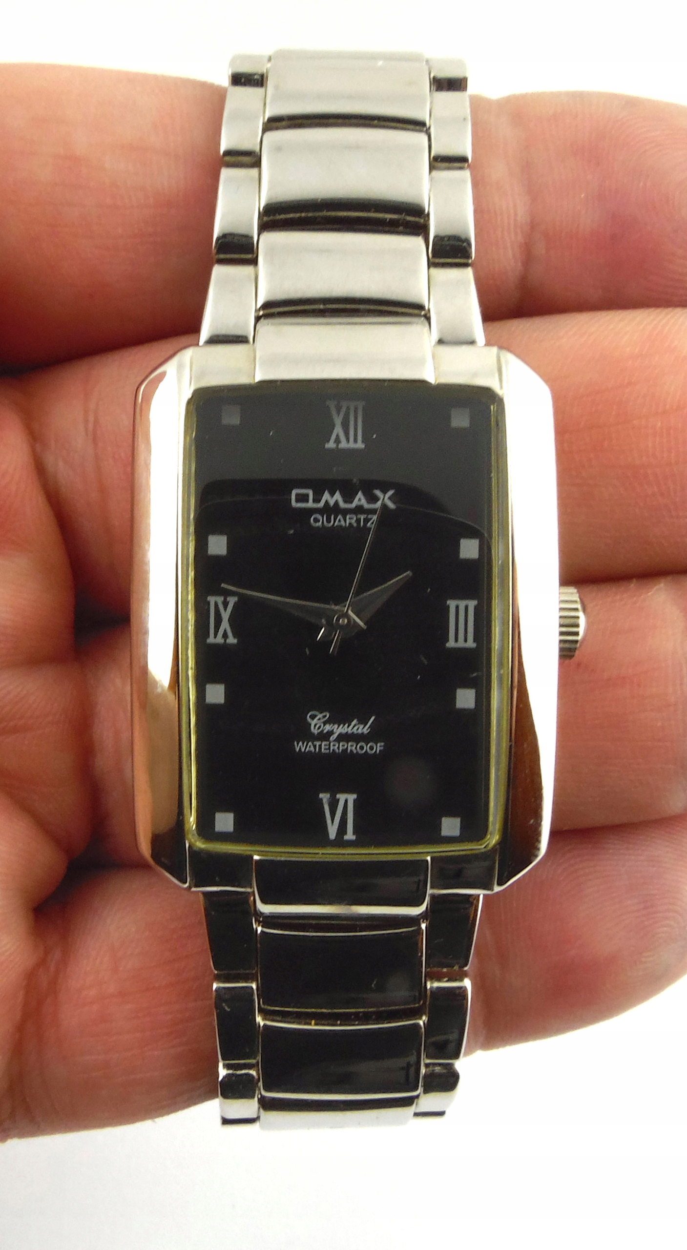 QMAX - zegarek używany