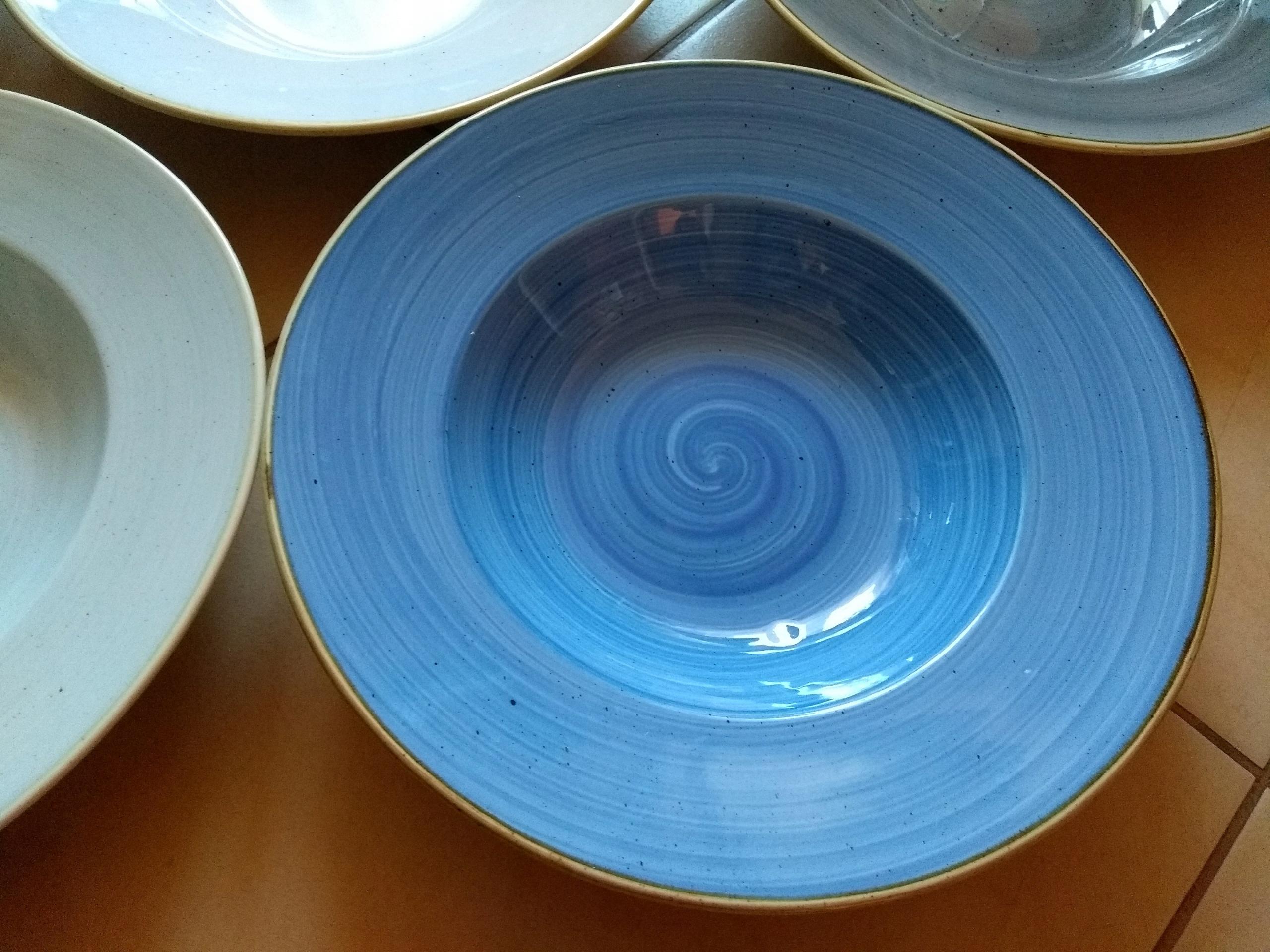 Talerz Głęboki Porcelana Churchill Stonecast 468ml