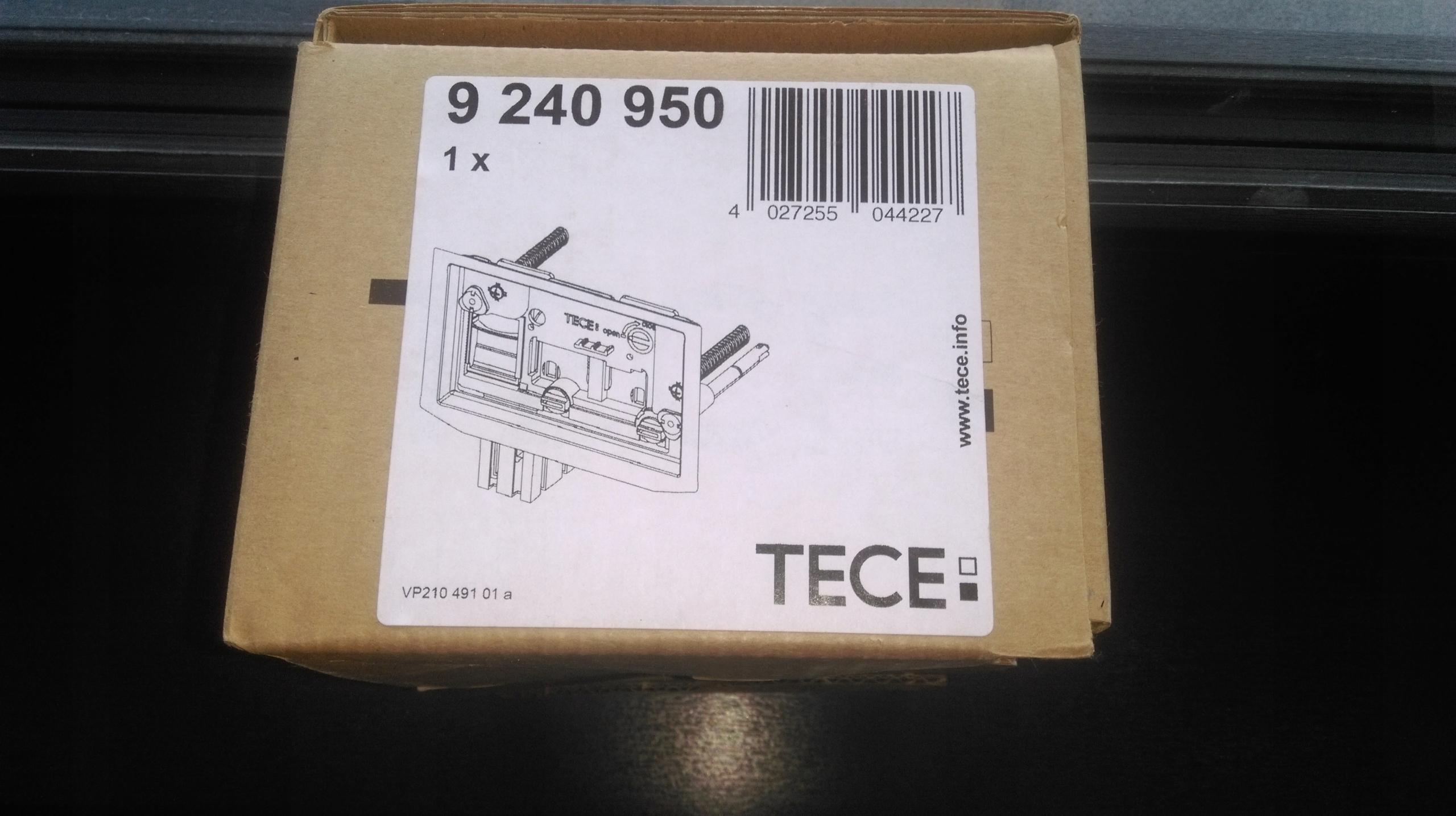 Kostkarka TECE 9 240 250 podajnik do tabletek WC