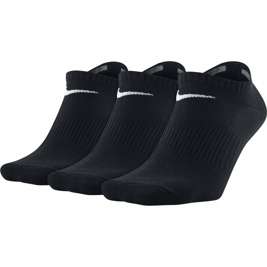 Skarpety Nike Performance czarne stopki r. 46-50